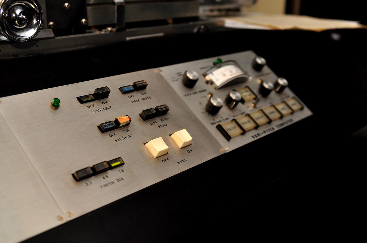 Equipment Nashville Record Productions